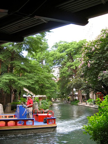 San Antonio- River Walk