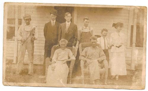 wilson family - 1912