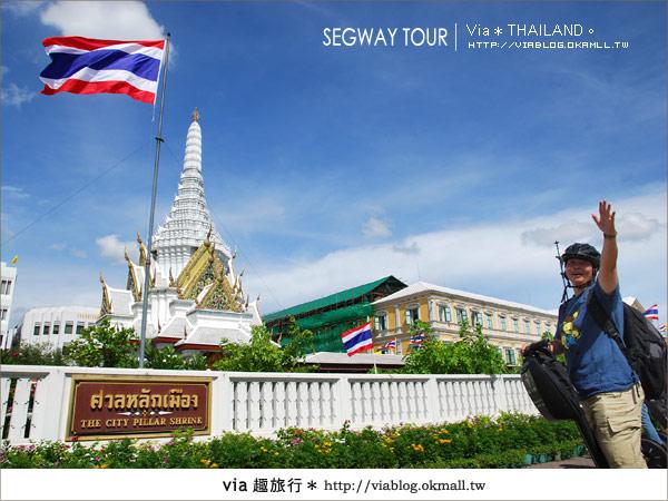 【泰國自由行】曼谷玩什麼?Segway塞格威帶你漫遊~13