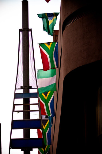 Jozi walkabout - Post World Cup Blues
