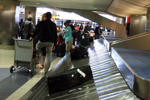 Luggage Carrousel