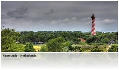 Haamstede - Netherlands (Lars Tinner) Tags: lighthouse netherlands nederland hdr leuchtturm niederlande haamstede nieuwhaamstede nordhsea
