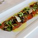 Kobe Beef Carpaccio at the Country Club