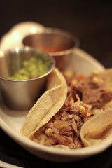 Coast Restaurant - pork taco