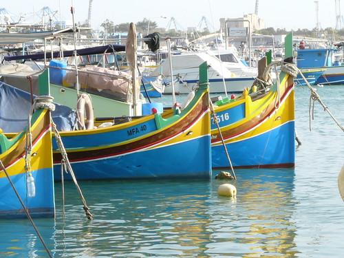 Barques Malteses