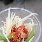 ส้มตำ, Rung Ruen, Thai Festival 2010 in Yoyogi Park thumbnail