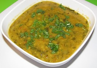 Palak Methi Dal @ Super Yummy Recipes