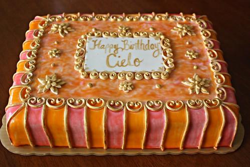 Cielo's Birthday Cake