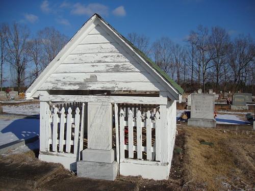 Cemetery, Greenwood Springs MS