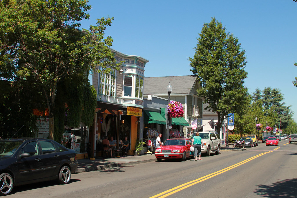 Restaurants In Downtown Gresham