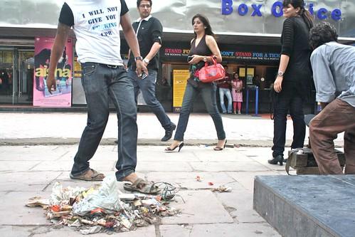 Dirty Delhi