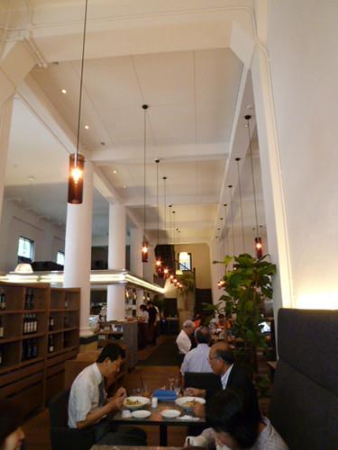 cafe flowing KARASUMA3