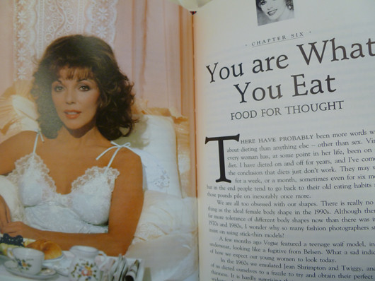 joan collins SECRETS