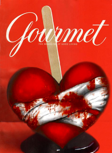 gourmet heartbreak