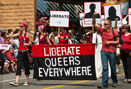 Liberate Queers Everywhere