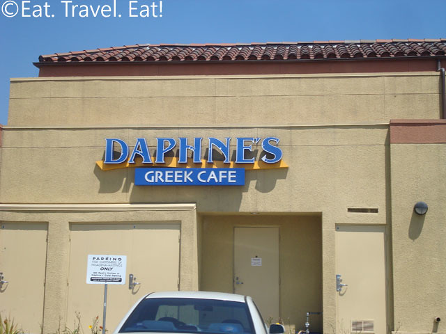 Daphnes Greek Cafe Pasadena