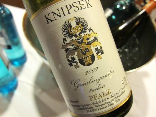 2009 Knipser Grauburgunder