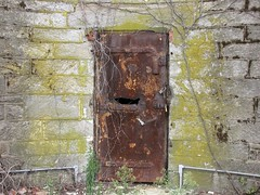 East State Tower Rusted Door (Mr.J.Martin) Tags: pennsylvania prison easternstatepenitentiary penitentiary cellblock easternstate prisoncell prisonwalls abandonedprison prisonward prisoncelldoor philadelphiaprison abandonedpenitentiary pennsylvaniapenitentiary prisondecay