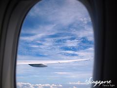 20100719-3 樟宜-桃園機場 E-P1 (28) (fifi_chiang) Tags: travel airplane airport singapore olympus ep1 17mm 新加坡 樟宜機場