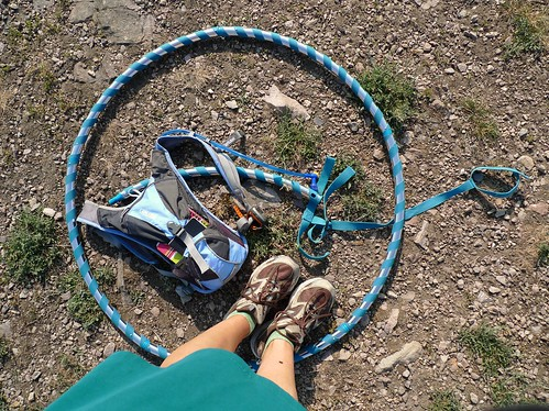 Mountain hoop gear