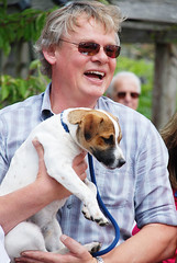 Martin Clunes and Jimmy
