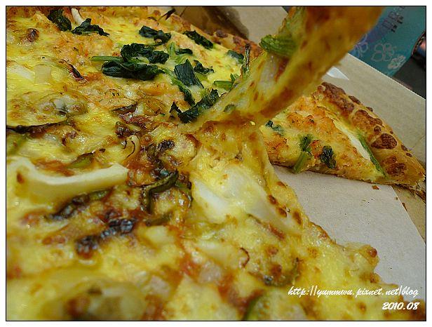 達美樂海宴雙拼披薩(6)