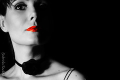 black rose ¬* (Gabi Rached) Tags: bestportraitsaoi