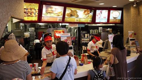 Tokyo Fast Food