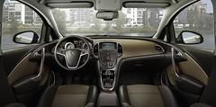 Opel Astra Sports Tourer Interior