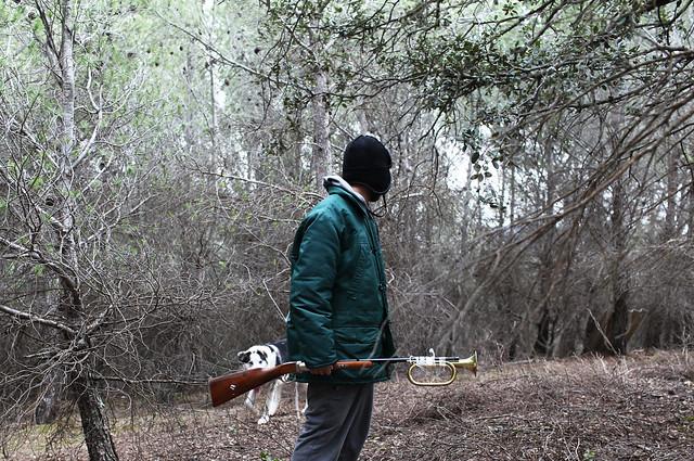 pablo serret de ena, cazador de instalaciones sonoras