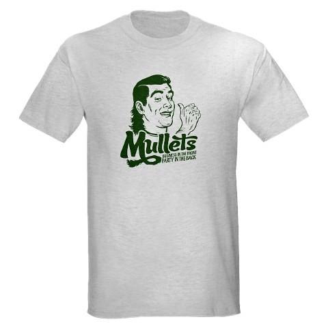Mullet t-shirts
