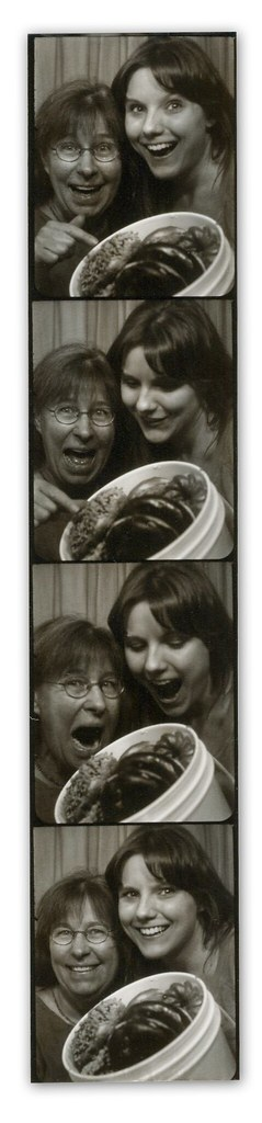 Photobooth at Voodoo Doughnut