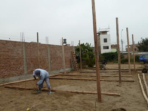 Bauarbeiten zur Fertigstellung des Kinderhauses! (3)