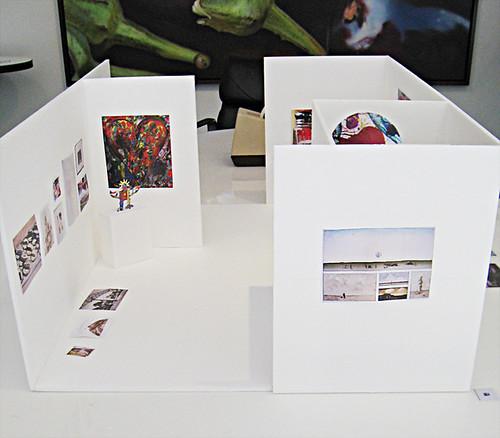 mock booth art aspen -2, art fairs, study for art, art layout, art, artists, modern art