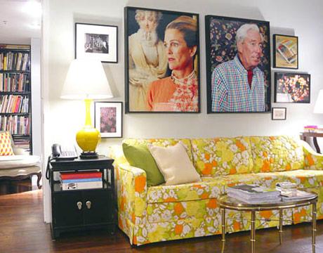 2-24-09 retro sofa