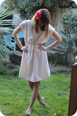 'Anda' Dress