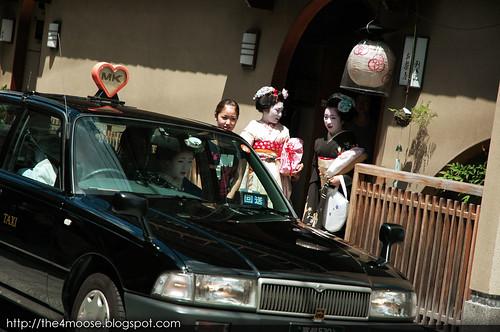 Higashiyama 東山区 : Geishas