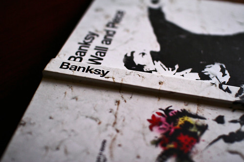 Banksy「Wall and Piece」