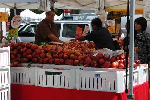 Saratoga Farmers Market - August