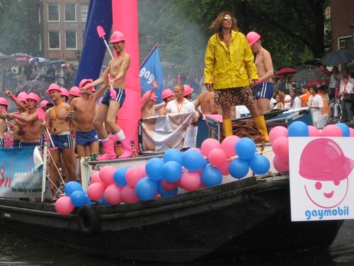 Amsterdam Gay Pride Parade