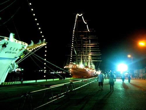 日本丸 海王丸 写真 画像11