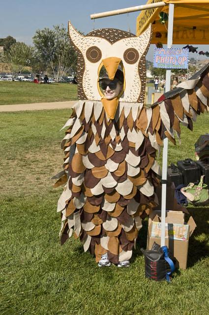 Owl mascot