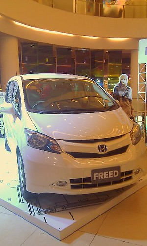 honda freed - thailand1