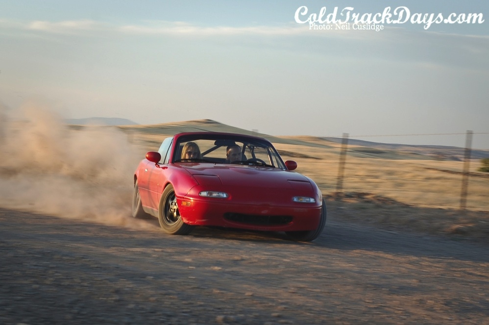 MIATA MONDAY // OFF THE BEATEN PATH