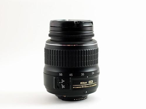 Nikon 18 55