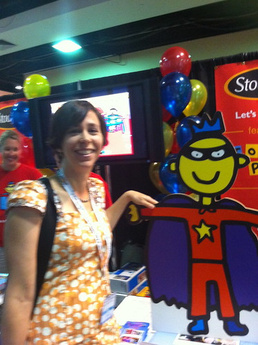WIth a Todd Parr Super Boy