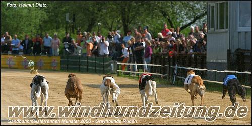 Sandbahnmeisterrennen Münster