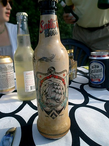 Sailor beer