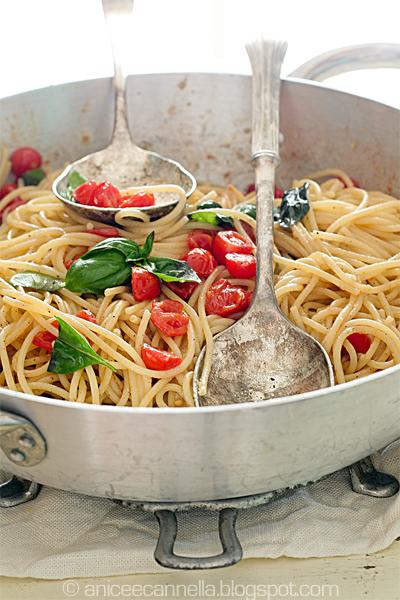 spaghetti a panzanella5