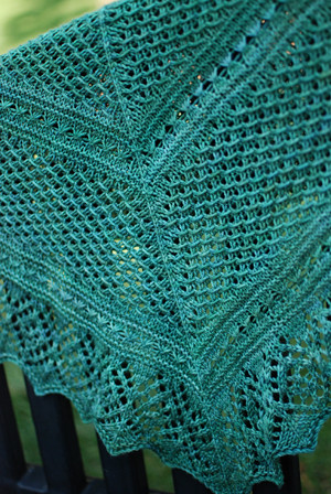 Miralda shawl